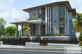 Two Story House Design by Contemporary Two Storey Home Design Design Architecture And Art