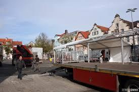 Webcam Bad Hersfeld Lolls Aufbau Am Marktplatz Gestartet Die Ersten Fahrgeschäfte