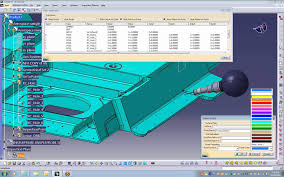 offline programming for cmm in catia v5 by dassault systemes youtube