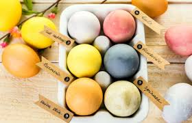 how to make homemade colorful natural easter egg dye easily