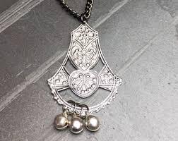 long boho pendant necklace images Long boho necklace etsy jpg