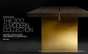 rh modern homepage