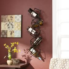 Wine Home Decor Wine Wall Decor Wine Bottles Wine Glasses With Spray Paint And
