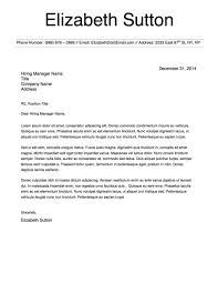 sample housekeeper cover letter housekeeping cover letter sample