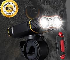 best mountain bike lights for night riding bike light front and back 2400 lumen led cree best mountain bike