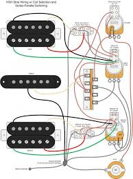 hsh strat wiring options in stratocaster hsh wiring diagram for