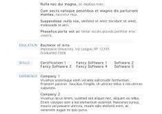 Entry Level Resume Samples by Download Resume Entry Level Haadyaooverbayresort Com