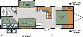 everest rv floor plans everest rv floor plans new new 2018 k z inc sportsmen le 261bhle