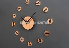 Unique Wall Clocks Wall Clock Sheen Large Wall Clock Gift Wall - Modern designer wall clocks