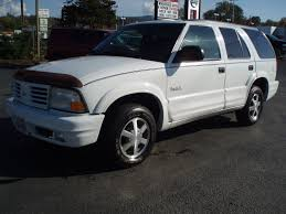 2001 oldsmobile bravada information and photos zombiedrive