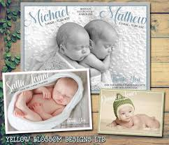 baby announcement cards new born baby announcement cards yellowblossomdesignsltd