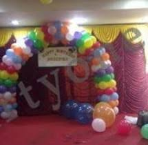 Home Balloon Decoration Page All Salem Balloon Decoration For Kids Birthday Party