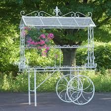 flower cart zaerltdinternational flower cart metal wheelbarrow planter