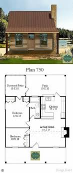 small home plans with porches floor plan inhouse bedrooms large with for bath small trailer