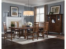 DINING ROOM - Oak dining room sets with hutch