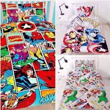 Marvel Bedding Marvel Bedding Ebay
