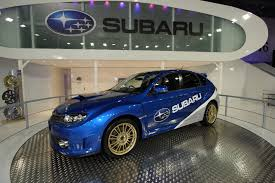 subaru custom cars special relationship u2013 history of the subaru uk special editions