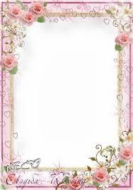 flower frame flowers frame