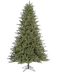deal on vickerman kennedy fir artificial tree with
