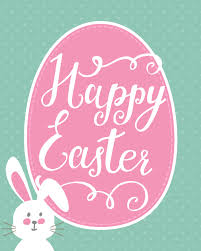 happy easter bunny printable easter printable blog hop happy