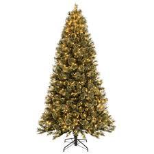 set fast shape pre lit tree 7 1