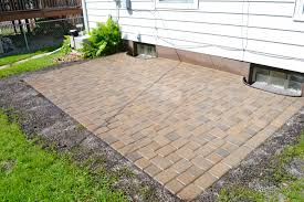 Lowes Pavers For Patio Paver Patio Lowes Therobotechpage