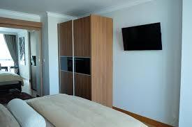 Wall Bed Jakarta 1 Bed Room Apartment Residence 8 Senopati Upasana Living