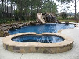 on pinterest best backyard pool ideas with slides swimming pools