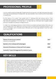 resume format information technology resume format for information technology resume for study