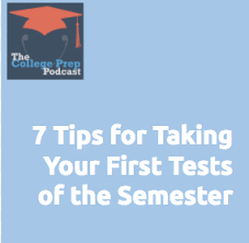 10 Tips For Taking Your by 177 7 Tips For For Taking Your First Test This Semester The