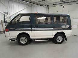 mitsubishi delica 2017 interior 1989 mitsubishi delica for sale classiccars com cc 915186