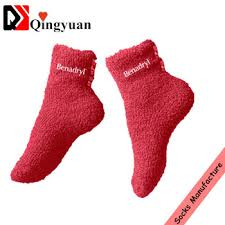 fuzzy christmas socks microfiber socks sleepy socks warm socks christmas socks fuzzy