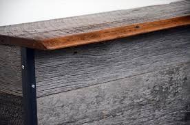 Diy Reception Desk Recycled Pallet Reception Desk Pallet Furniture Plans