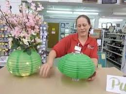 Pics Of Centerpieces by Crankin U0027 Out Crafts Ep69 Paper Lantern Centerpiece Youtube