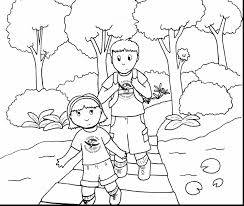 outstanding lake activities coloring page with camping coloring