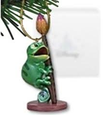disney sketchbook tangled ornament pascal ornament