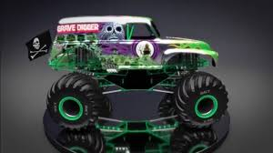 toy grave digger monster truck image grave digger 2016 jpg monster trucks wiki fandom