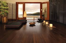 dashing wood floor colors with black mattrass front tree on