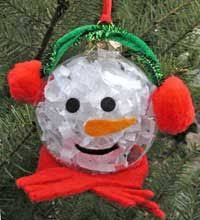 make a snowman ornament snowman ornaments gifts for your