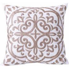 Better Homes and Garden Block Embroidered Medallion Decorative