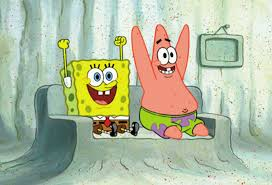 the return to college as told by spongebob squarepants and patrick