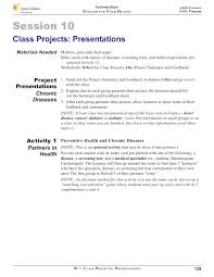 project based learning for esol health literacy tesol convention 2010