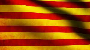 Flag Of Catalonia Catalonia Flag Hd U0026 4k Stock Footage 12385203 Pond5