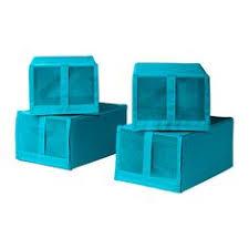 ikea skubb drawer organizer skubb boîtes jeu de 6 turquoise ikea chambre marie pier