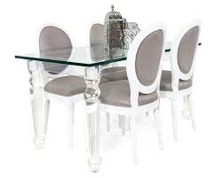 Lucite Dining Room Chairs Modern Dining Tables Slab Dining Tables Online Modshop