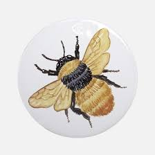 bumblebee ornament cafepress