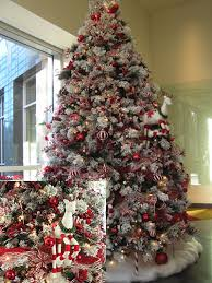 decorated christmas tree plant rental and orchid designs san jose interior office plantscapes