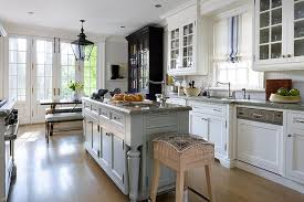 grey kitchen island grey kitchen island with grey granite countertop cottage kitchen
