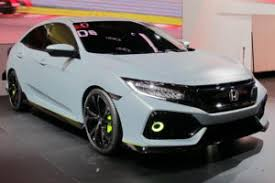 2017 honda civic si hatchback full specs features price on road