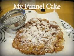 funnel cake using pancake mix youtube